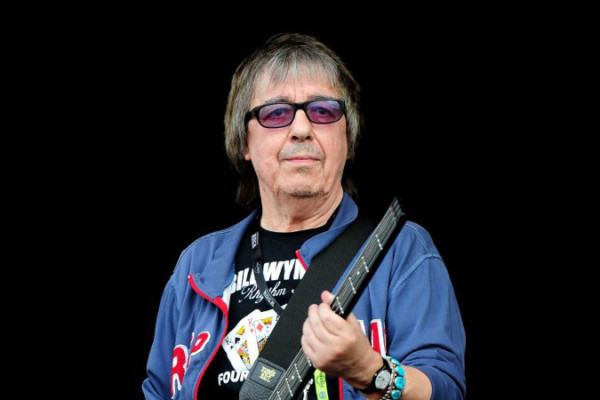 Bass Players to Know: Bill Wyman