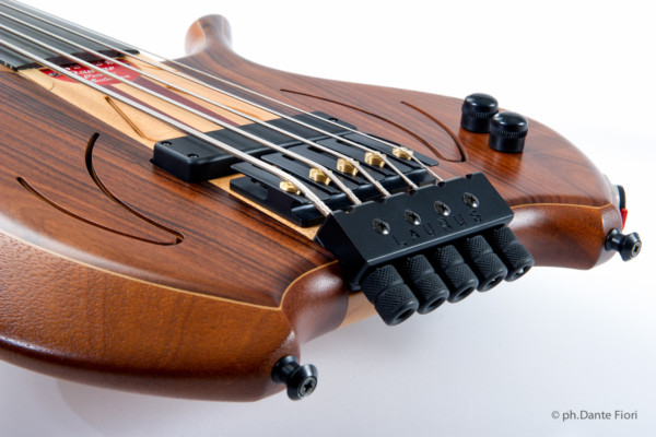 Laurus Introduces Federico Malaman Signature Quasar Bass