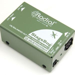 Radial Engineering Now Shipping Stagebug SB-48UB