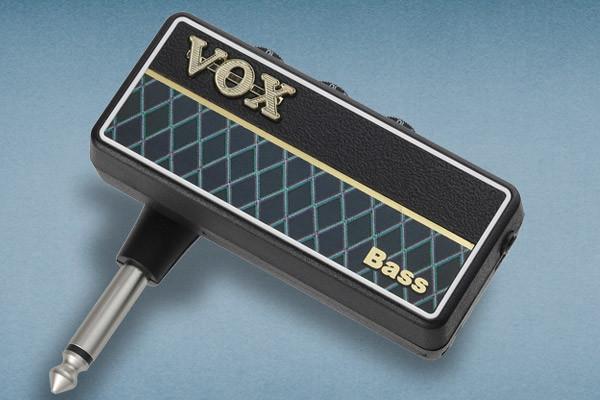 Vox Unveils amPlug G2 Bass Headphone Amplifier