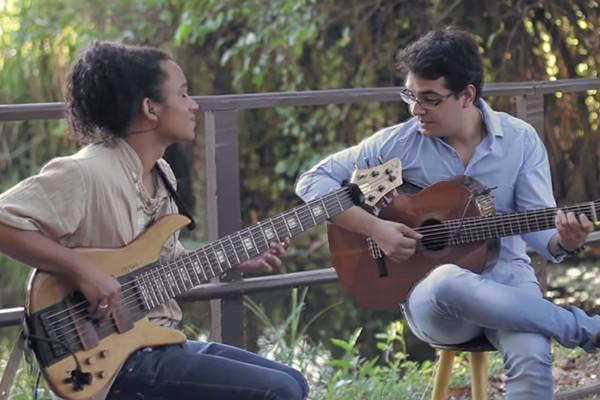 Cainã Cavalcante and Michael Pipoquinha: Rei Arthur