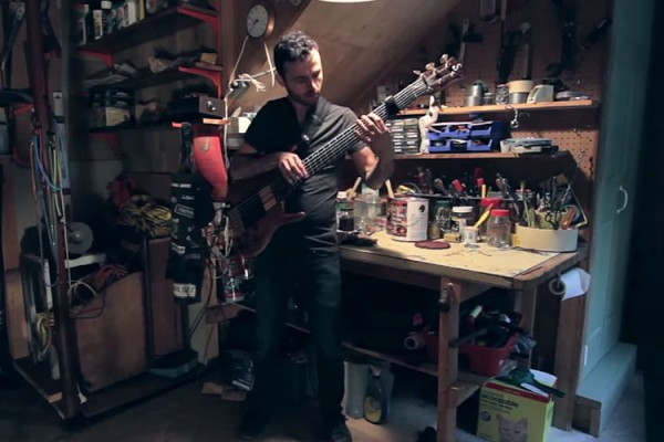 "Josh Cohen: Toots Thielemans' ""Bluesette"" Solo Bass Arrangement"