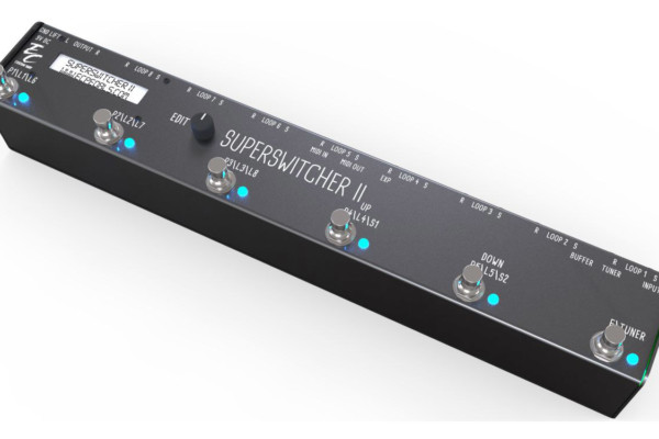 EC Pedals Announces Superswitcher 2