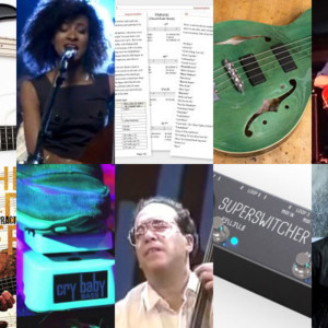 "Weekly Top 10: New Bass Gear, More On Harmonic Substitutions, ""Marcus"" Doc, Top Bass Videos and More"