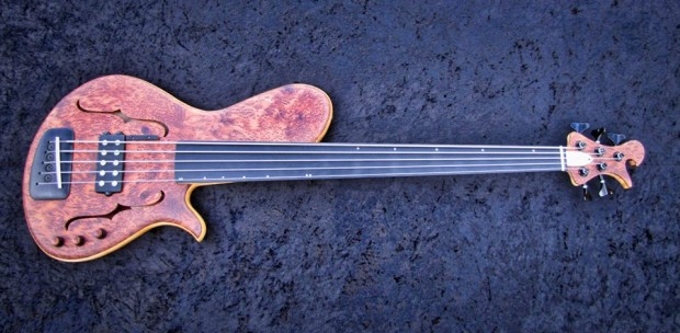 LedBelli Bass Guitars Jonah 015