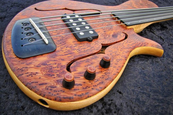 Bass of the Week: LedBelli Bass Guitars Jonah #015