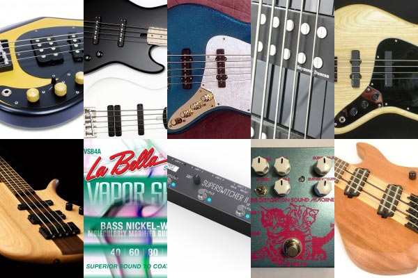 Bass Gear Roundup: The Top Gear Stories in November 2014