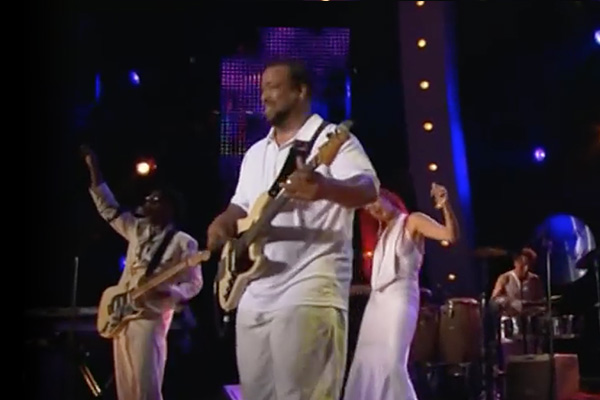 """Chic: """"Good Times"""" Live at Montreux"""