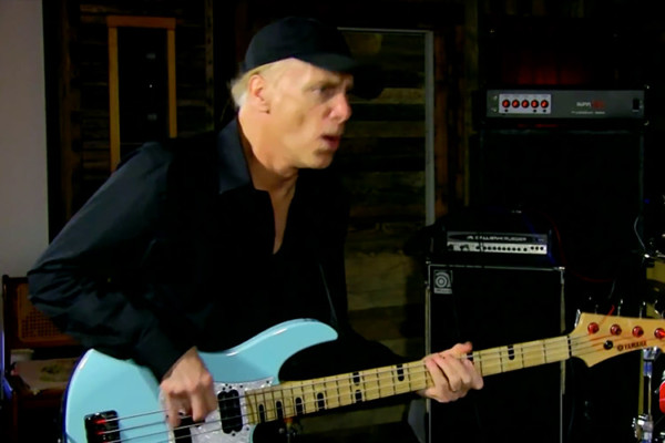 Billy Sheehan, Clint Strong, and Mike Gage: Dangerous Improv