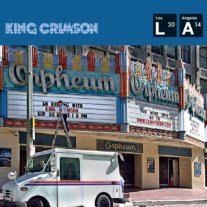 "King Crimson Releases ""Live at the Orpheum"""