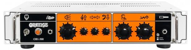 Orange Amplification OB1 500 Bass Amp