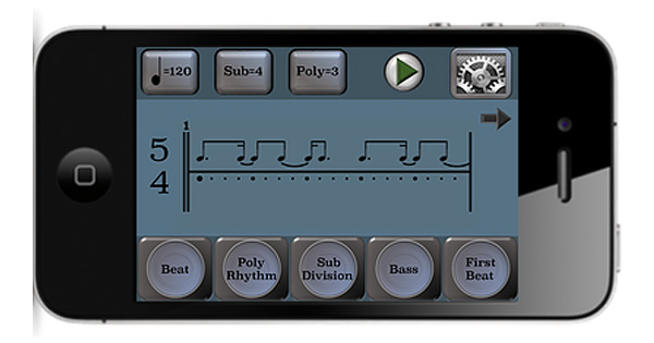 New iOS App Dissects Polyrhythms