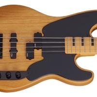 Schecter Adds Model-T Bass to Session Series