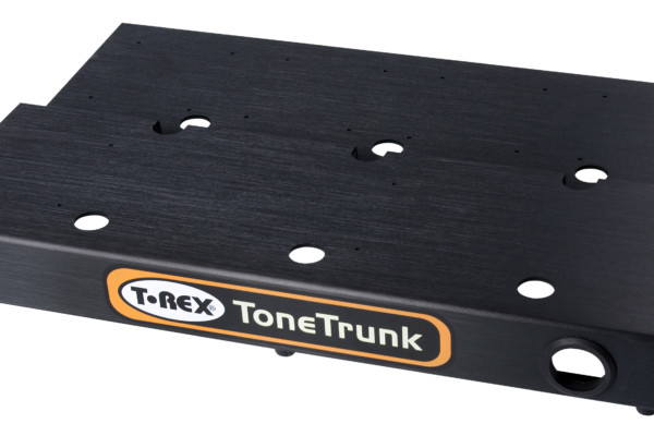 T-Rex Effects Announces ToneTrunk Pedal Boards