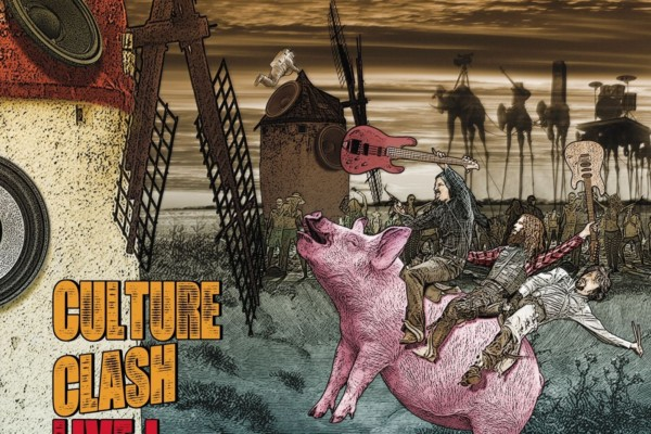 The Aristocrats Release Live CD/DVD Set from Culture Clash Tour