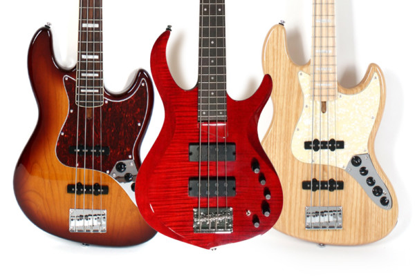 Marcus Miller Teams with Sire Guitars for New Signature Basses