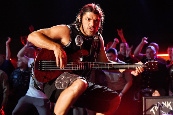 Groove – Episode #1: Robert Trujillo