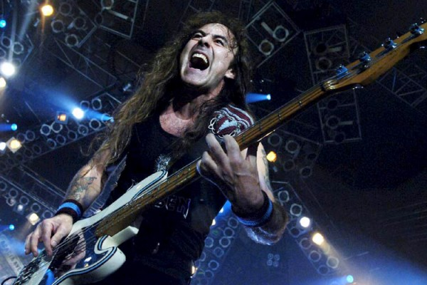 Iron Maiden: Run To The Hills (Steve Harris's Isolated Bass)