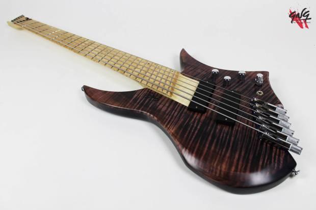Negrini Guitars Fëanor JMS6 Full
