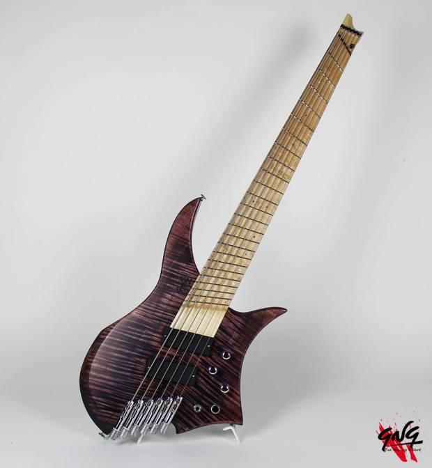 Negrini Guitars Feanor JSM6