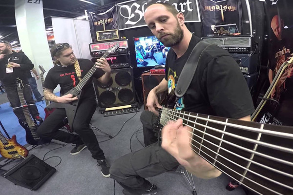 """Mike Poggione and Tyler McDaniel: Serocs """"And When The Sky Was Opened"""" Playthrough"""