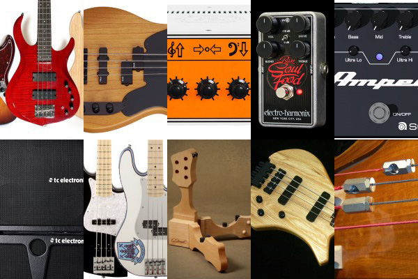 Bass Gear Roundup: The Top Gear Stories in January 2015