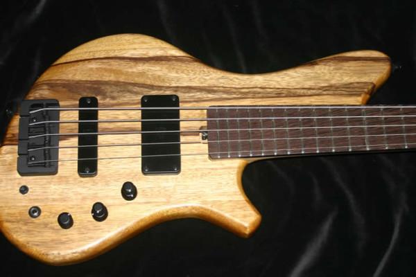 AC Guitars Announces Standard Series Basses