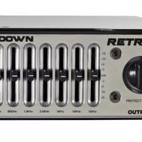 Ashdown Introduces Retroglide 800 Bass Amp