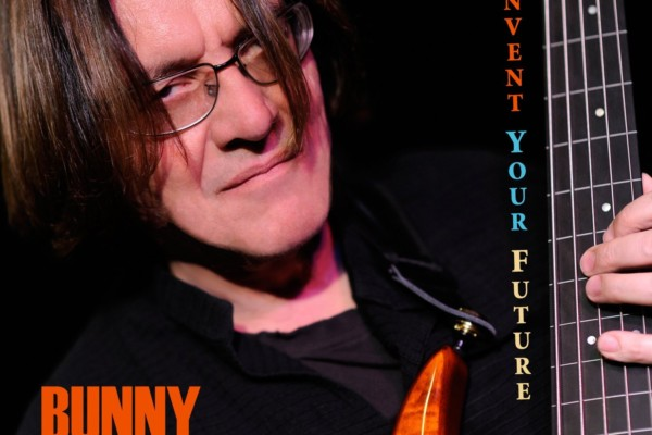 "Bunny Brunel Releases ""Invent Your Future"""