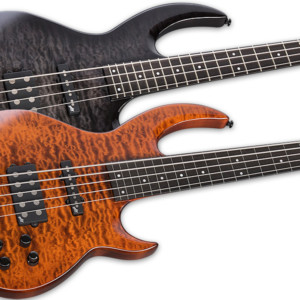 ESP Guitars Introduces Bunny Brunel Signature Basses