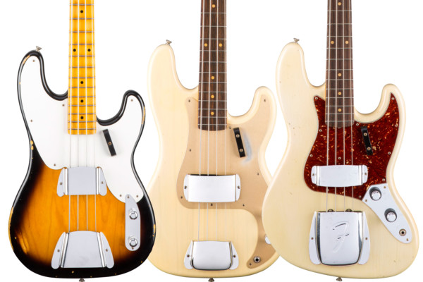 Fender Custom Shop Announces 2015 Lineup