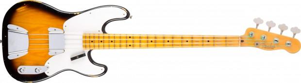 Fender Custom Shop 2015 Limited Edition 1955 Precision Bass Relic