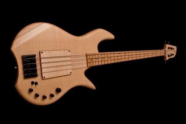 Bass of the Week: Lorita Basses Miki Santamaria Signature Bass