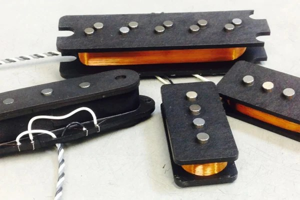 Nordstrand Introduces Alnico III Series Bass Pickups