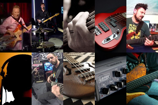 Weekly Top 10: Killer Bass Videos, New Bass Gear, Improving Your Ears, Breaking Down Note Choices and More