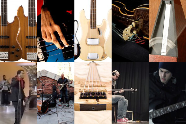 Weekly Top 10: New Basses, Right Hand Endurance, Improving Time & Rhythm, Bass of the Week and the Top Videos