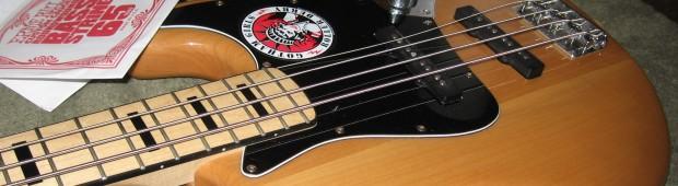 New bass strings