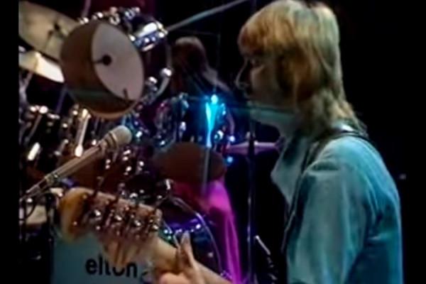 Elton John with Dee Murray: Razor Face