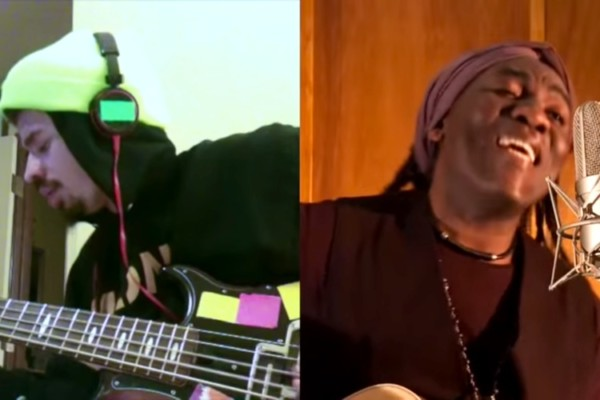Richard Bona and MonoNeon: Engingilaye