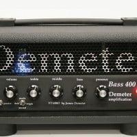Demeter Amplification Unveils Bass-400D Hybrid Bass Amplifier