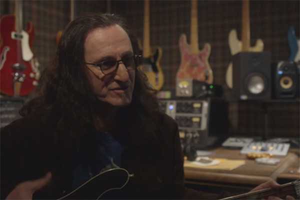 Inside Geddy Lee's Bass Guitar Collection