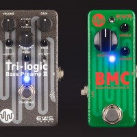 EWS Introduces the Tri-Logic Bass Preamp III and Bass Mid Control 2