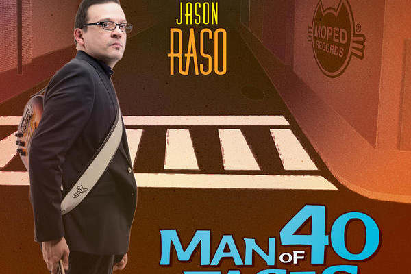 "Jason Raso is the ""Man of 40 Faces"""