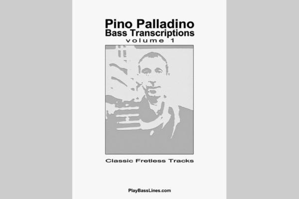 Pino Palladino Transcription Book Released