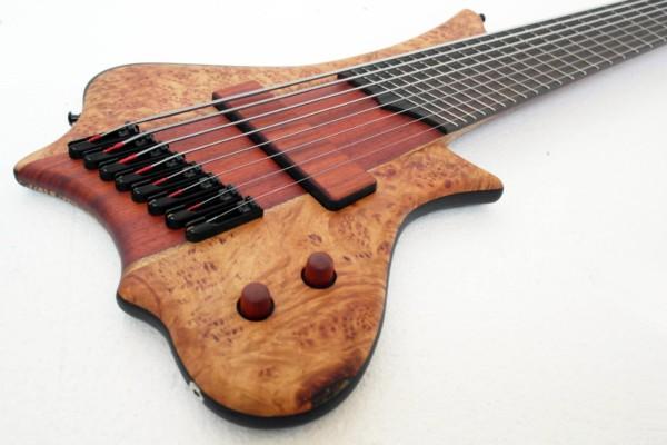 Bass of the Week: Prometeus Guitars Kirlian 8