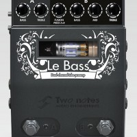 Two Notes Audio Engineering Unveils Le Bass Preamp Pedal