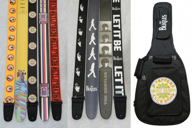 Perri's Leathers: The Beatles Licensed Gear