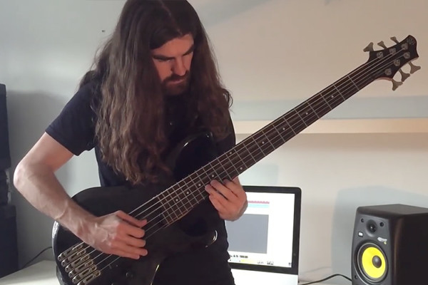 "Simon Fitzpatrick: ""Rosita"" on Bass Guitar"