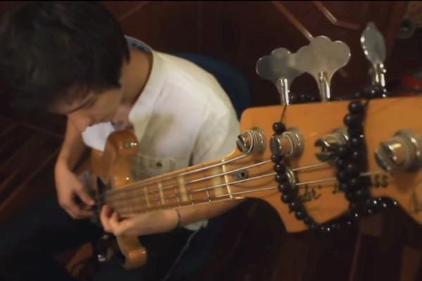 """Felipe Gianei: Charlie Parker's """"Cherokee"""" Solo on Bass"""