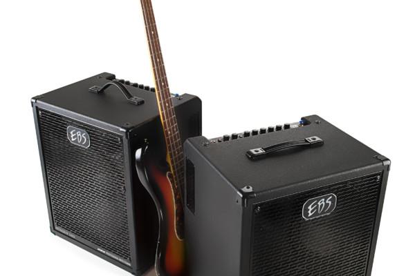 EBS Introduces Magni 500 Bass Combo Series